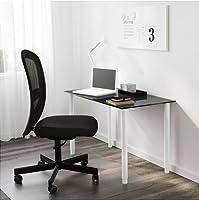 IKEA OLOV patas de mesa ajustable, metal – acero, color blanco ...