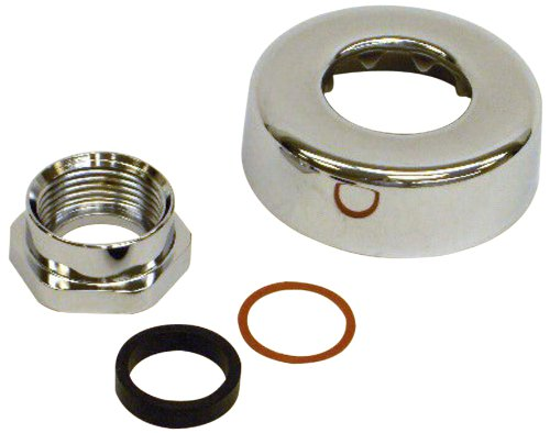 Toto 71051NT5 3/4-Inch Spud Nut and Escutcheon for Urinal 1.0 GPF Flushometer