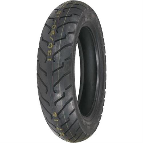Shinko 712 Rear Tire - 130/90H-16/Blackwall (Rear Motorcycle Tire)