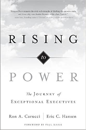 Rising to Power: The Journey of Exceptional Executives Image