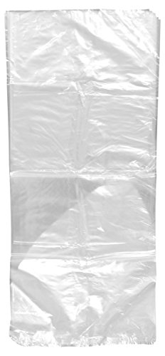 Polythene Plastic Tennis Racquet Bags 100 Pack
