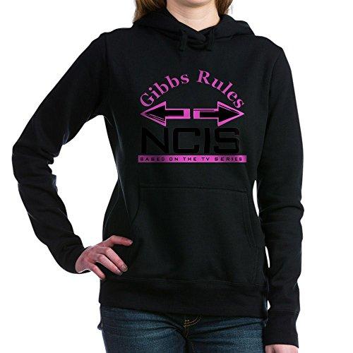 CafePress NCIS Gibbs Rules Sweatshirt - Pullover Hoodie, Classic & Comfortable Hooded Sweatshirt