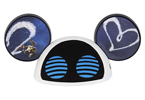 Disney Parks Eve from Wall-E Mickey Mouse Ears Hat Adult Size -