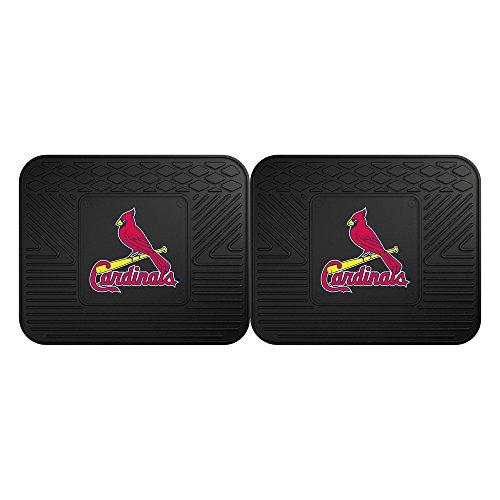 Cardinals Car Mats 2 Piece - 6