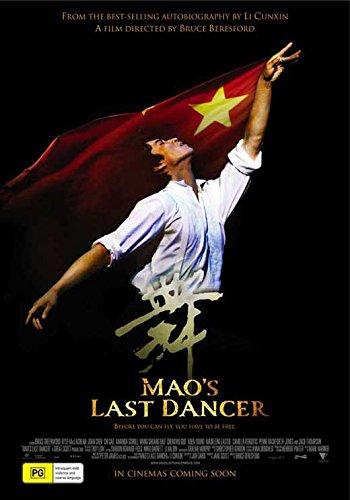 Mao's Last Dancer POSTER Movie (2009) Australian Style A 27 x 40 Inches - 69cm x 102cm (Bruce Greenwood)(Kyle MacLachlan)(Amanda Schull)(Joan Chen)(Chi Cao)