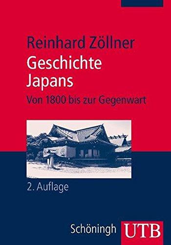 Geschichte Japans: Von 1800 bis zur Gegenwart. Außereuropäische Geschichte