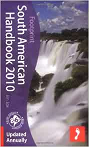 Footprint South American Handbook 2015 and Lonely Planet Spanish
