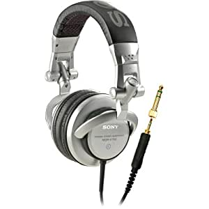 Sony MDR-V700DJ DJ-Style Monitor Series Headphones (Old Version)