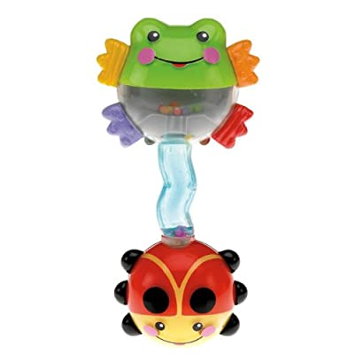 Fisher-Price Shake and Twist Rattle (Discontinued by Manufacturer) : Rattles Percussion Instruments : Baby