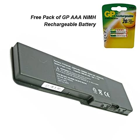 HP Compaq Point of Sale RP5000 Laptop Battery - Premium Powerwarehouse Battery 6 Cell - Rp5000 Point Of Sale Pc