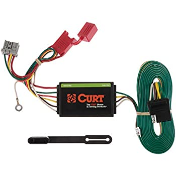 Super Amazon Com Tow Ready 118438 T One Connector Assembly For Honda Wiring Digital Resources Nekoutcompassionincorg