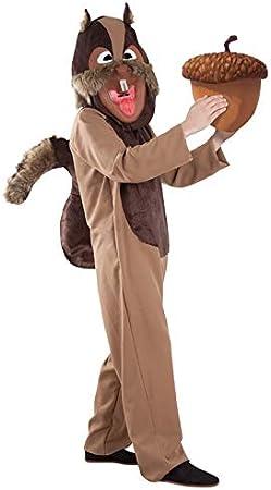 DISBACANAL Disfraz de Ardilla - -, XL: Amazon.es: Juguetes y juegos