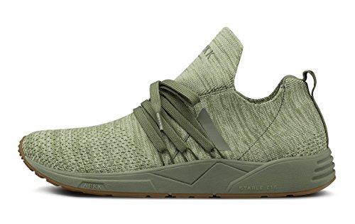 FG Gum Herren Copenhagen Raven Sneaker 2 0 Army ARKK aqI8RWwn8
