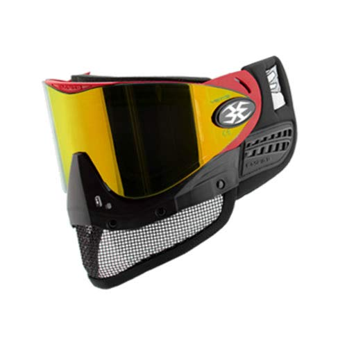 Empire E-Mesh Airsoft Goggle System (Red - Thermal Mirror Fire Lens) by Empire
