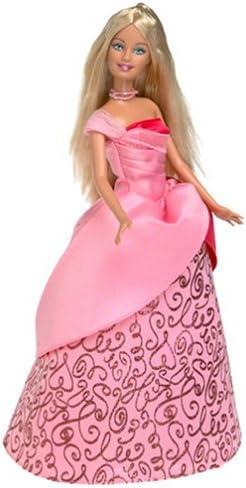 Happy Birthday Barbie Doll Released Year 2004