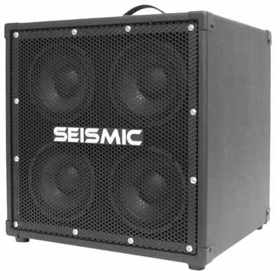 Seismic Audio - SA-Rift_46G - 4x6 Bass/Guitar Speaker Cabinet