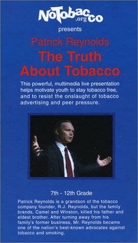 The Truth About Tobacco - An Anti-Smoking Anti-Tobacco Educational Video for teen smoking prevention - For Grades 6 12 [VHS]