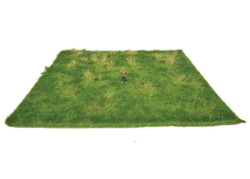 Walthers SceneMaster Grass Mat Spring Meadow Train