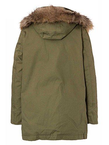 JET SET Abrigo de plumón Clint Fur ropa de esquí Hombre verde oliva