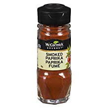 McCormick Gourmet, Premium Quality Natural Herbs & Spices, Smoked Paprika, 46g