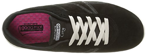 nbsp;Posh Go The On Donna Nero Sneaker Skechers City Bknt gIqpBxw6C