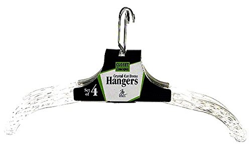 CRYSTAL DRESS HANGER (Pack of 12)