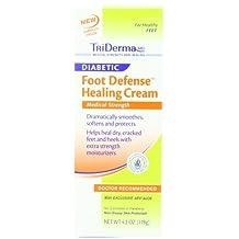 TriDerma MD Foot Defense Healing Cream - 4.2 oz