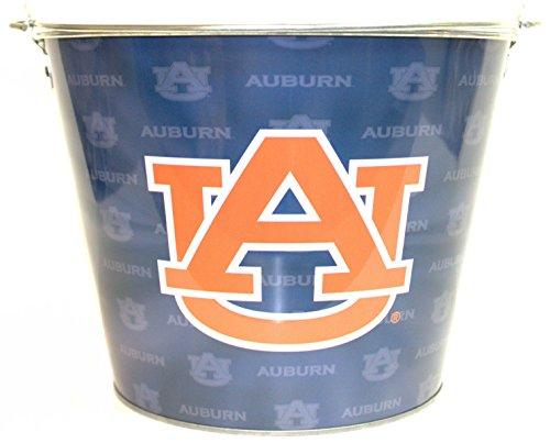 NCAA Auburn Tigers Repeater 5 Qt. Aluminum Ice Bucket
