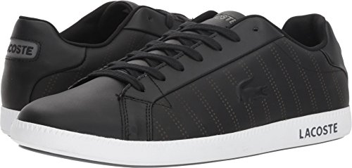 Lacoste Men's Graduate 318 1 Black/Grey