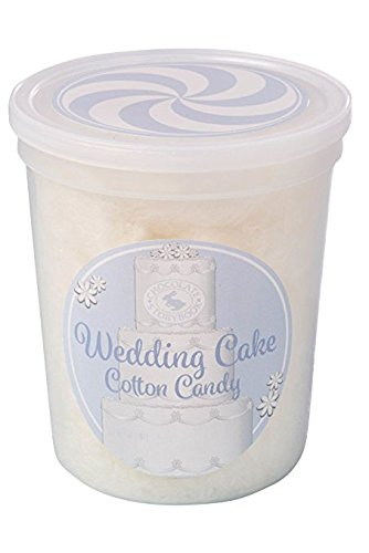 Wedding Cake Cotton Candy Cotton Candy Ingredients