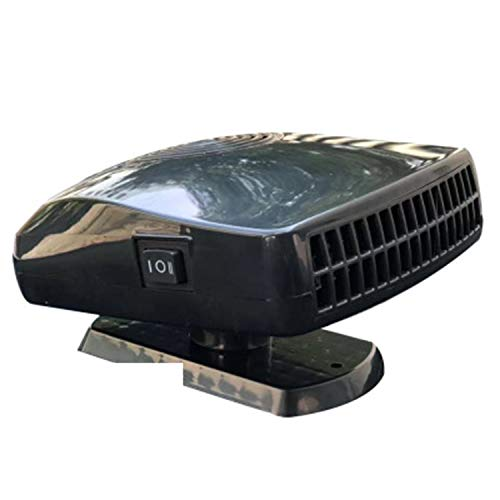 Portable Car Heater 12V Car Heater 24V Car Heater Defrosting Electric Heater Heater Defrost Except Power 150W: Kitchen & Home