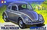 1966 Volkswagen Beetle Model Car 1/24 Tamiya by Tamiya