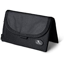 """NEW! XL Running Buddy """"Buddy Pouch"""" - Attachable, Water-resistant, Magnetic Pouch. For Runners, Cyclists, Walkers & Travelers! (6 3/4""""L x 4""""H). Fits the iPhone 4 - 8+, Note 1- 7 & Google Nexus 6."""