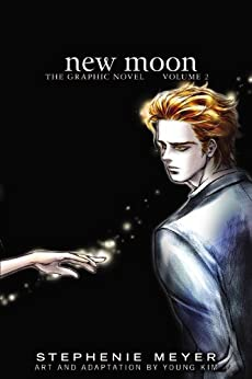 amazoncom new moon the graphic novel vol 2 the