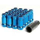 Muteki Blue SR48 Lug Nuts 12x1.25