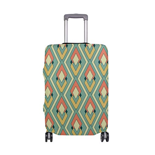 Smeg Retro Travel Luggage Protector Case Suitcase Protector For Man&Woman Fits 18-32 Inch Luggage