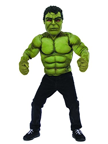 (Imagine by Rubie's Boys Child's Hulk Dress-up Set Costume,)