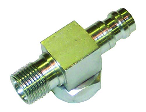 R134 Roto Lock Service Valve With # 8 Male Insert O-Ring Thread