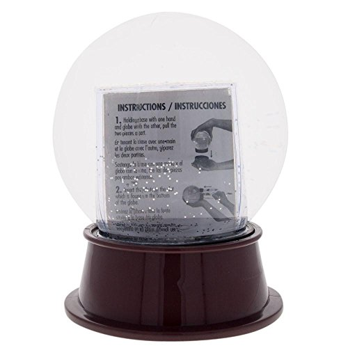Review 5.5″ Snow Globe Picture