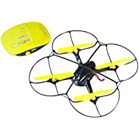 Owill Mini 2.4GHz Six Axis Remote Control Motion Gesture Controlling Drone Altitude Hold RC Quadcopter (Black)