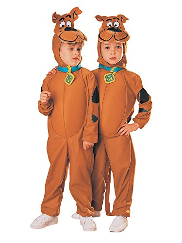 Scooby-Doo Child's Scooby Costume, Small -