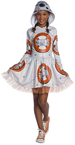 Bb-8 Halloween Costume (Rubie's Star Wars Episode VII BB-8 Hooded Tutu)