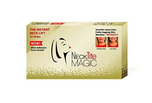 NeckTITE Magic - The Instant Neck Lift