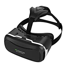 VersionTech VR headset Virtual Reality 3D Video Glasses for 4.0-6.0 inch smartphones iPhone 7 7 Plus 6 6S Plus Samsung Huawei etc