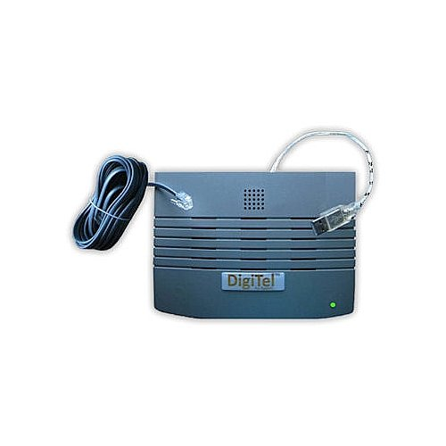 DigiTel Telephone Call-in Digital Dictation System - 1 Port by DigiTel