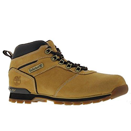 Timberland Mens Splitrock 2 Boots, Wheat, 10 D(M) US