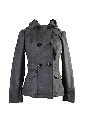 Celebrity Pink Juniors Breasted Peacoat