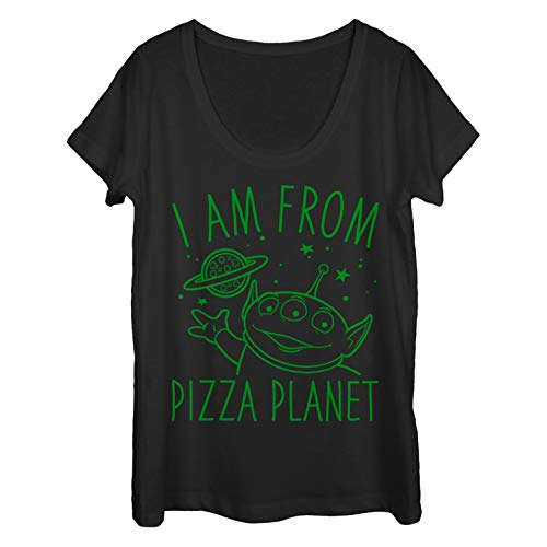 Toy Story Women's Come in Peace from