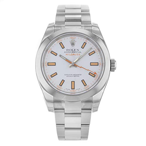 Rolex Milgauss 116400 Stainless Steel Automatic Men