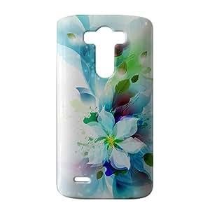 Design Flower 3D Phone Case for LG G3